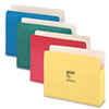Wilson Jones® ColorLife® Expanding File Pockets | www.SelectOfficeProducts.com
