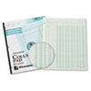 Wilson Jones® Column Write® Side Bound Columnar Pad | www.SelectOfficeProducts.com