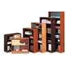 Alera® Veneer Radius Corner Bookcase | www.SelectOfficeProducts.com