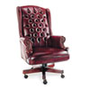 Alera® Traditional Series Wing Back Swivel/Tilt Chair | www.SelectOfficeProducts.com