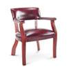 Alera® Traditional Series Guest Arm Chair | www.SelectOfficeProducts.com
