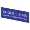Identity Group Replacement Name Plate | www.SelectOfficeProducts.com