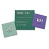Identity Group Photopolymer Signs | www.SelectOfficeProducts.com