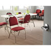 Alera® Continental Series Round Back Stacking Chairs | www.SelectOfficeProducts.com