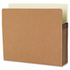 Smead® Redrope Drop Front File Pockets | www.SelectOfficeProducts.com