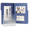 Smead® Self-Adhesive Poly Pockets   www.SelectOfficeProducts.com