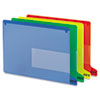 Smead® Colored Poly Out Guides with Pockets | www.SelectOfficeProducts.com