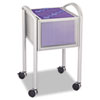 Safco® Impromptu® Open File Cart | www.SelectOfficeProducts.com