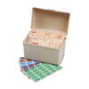 Smead® Monthly End Tab File Folder Labels | www.SelectOfficeProducts.com