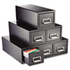 SteelMaster® Drawer Card Cabinet | www.SelectOfficeProducts.com