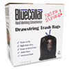 BlueCollar Drawstring Trash Bags | www.SelectOfficeProducts.com