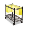Fellowes® High-Capacity Rolling File Cart | www.SelectOfficeProducts.com
