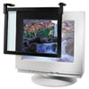 Fellowes® Standard Antiglare Traditional Tint Monitor Filter | www.SelectOfficeProducts.com