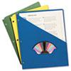 Pendaflex® Essentials™ Slash Pocket Project Folders | www.SelectOfficeProducts.com