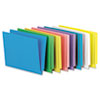 Pendaflex® Colored End Tab Folders With Reinforced Double-Ply Straight Cut Tabs | www.SelectOfficeProducts.com