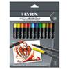 LYRA Aquabrush Duo Marker | www.SelectOfficeProducts.com