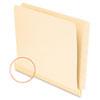 Pendaflex® Manila Laminated Spine Shelf File Folders   www.SelectOfficeProducts.com