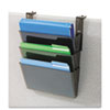 deflect-o® Docupocket® Three-Pocket File Partition Set with Brackets | www.SelectOfficeProducts.com