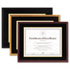 DAX® Hardwood Document/Certificate Frame | www.SelectOfficeProducts.com