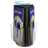 deflect-o® Countertop Revolving Literature Racks | www.SelectOfficeProducts.com