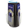 deflect-o® Countertop Revolving Literature Racks | www.SelectOfficeProducts.com