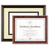 DAX® Gold-Trimmed Document Frame | www.SelectOfficeProducts.com