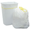 Boardwalk® Draw-String Low-Density Can Liners | www.SelectOfficeProducts.com