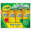 Crayola® Washable Fingerpaint Pack | www.SelectOfficeProducts.com