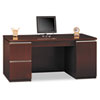 Bush® Milano2 Collection Kneespace Credenza | www.SelectOfficeProducts.com