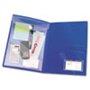 Avery® Protect & Store™ Pocket Folder | www.SelectOfficeProducts.com