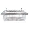 Alera® Wire Shelving Sliding Wire Basket | www.SelectOfficeProducts.com