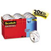 Scotch® 3850 Heavy Duty Packaging Tape Cabinet Pack | www.SelectOfficeProducts.com
