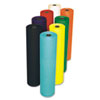 "Rainbow Duo-Finish Colored Kraft Paper, 35 lbs., 48"" x 200 ft, Aqua"