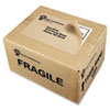Avery® Brown Kraft Shipping Labels | www.SelectOfficeProducts.com