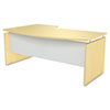 Alera® SedinaAG Series Porkchop Desk Shell | www.SelectOfficeProducts.com
