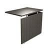 Alera® SedinaAG Series Reversible Return/Bridge Shell   www.SelectOfficeProducts.com