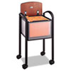 Safco® Impromptu® Locking File Cart | www.SelectOfficeProducts.com