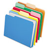 Pendaflex Double Stuff® CutLess® WaterShed® File Folders | www.SelectOfficeProducts.com