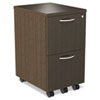 Alera® SedinaAG Series Mobile File/File Pedestal | www.SelectOfficeProducts.com