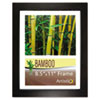 Nu-Dell Black Bamboo Frame | www.SelectOfficeProducts.com