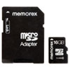 Memorex® Micro Secure Digital TravelCard | www.SelectOfficeProducts.com