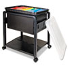 Advantus® Folding Mobile File Cart | www.SelectOfficeProducts.com