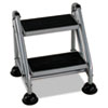 Cosco® Rolling Commercial Step Stool | www.SelectOfficeProducts.com