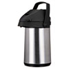 Coffee Pro Direct Brew Insulated Airpot | www.SelectOfficeProducts.com