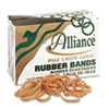 Alliance® Pale Crepe Gold® Rubber Bands | www.SelectOfficeProducts.com