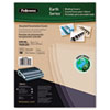 Fellowes® Earth Series Recyclable Binding Covers For Binding Systems | www.SelectOfficeProducts.com