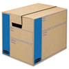 Bankers Box® SmoothMove™ Moving and Storage Boxes | www.SelectOfficeProducts.com