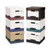 Bankers Box® R-KIVE® Heavy-Duty Storage Boxes | www.SelectOfficeProducts.com