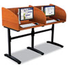 BALT® Lumina™ Add-On Carrel | www.SelectOfficeProducts.com