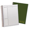 Ampad® Gold Fibre® Wirebound Writing Pad with Cover | www.SelectOfficeProducts.com